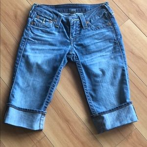 True Religion Bermuda Shorts